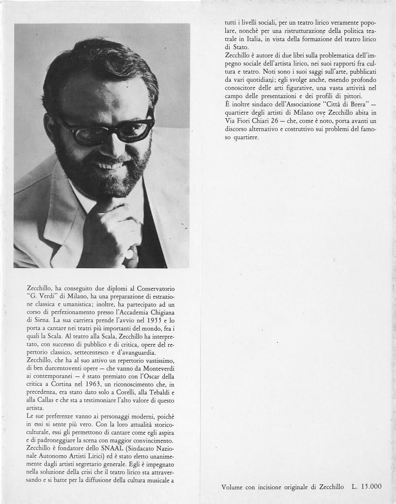 zecchillo biografia