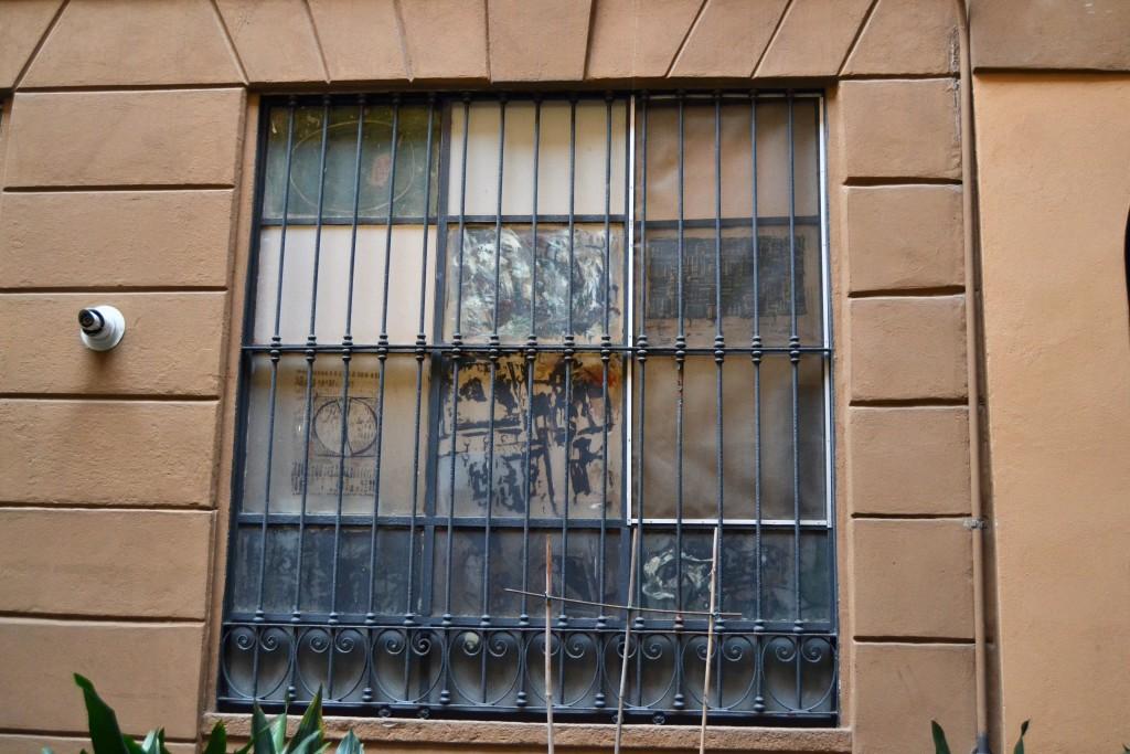 esterno prima vetrata