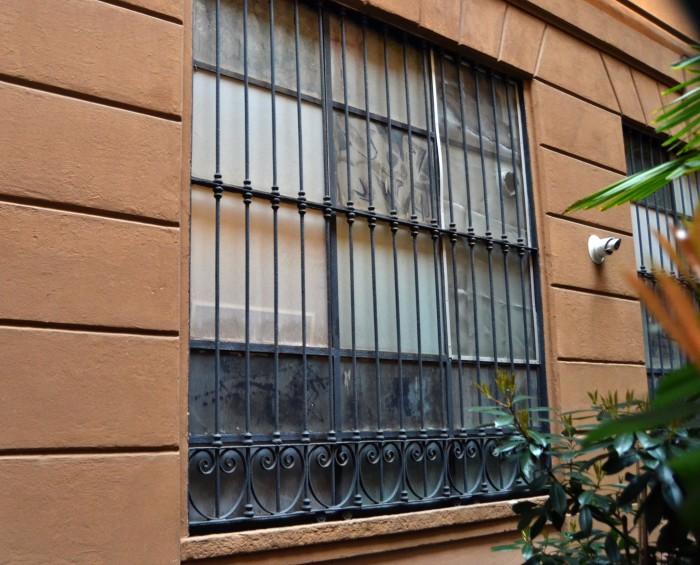 esterno seconda vetrata