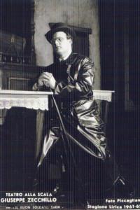 Il buon soldato Sveik Teatro alla Scala