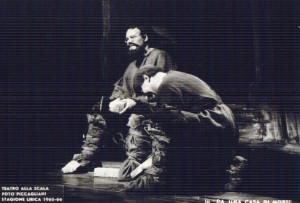 Da una casa di morti Teatro alla Scala