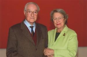 Giuseppe Panza di Biumo e Rosa Giovanna Magnifico