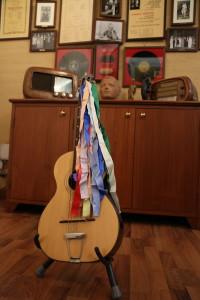 chitarra di scena per          Il Barbiere di Siviglia