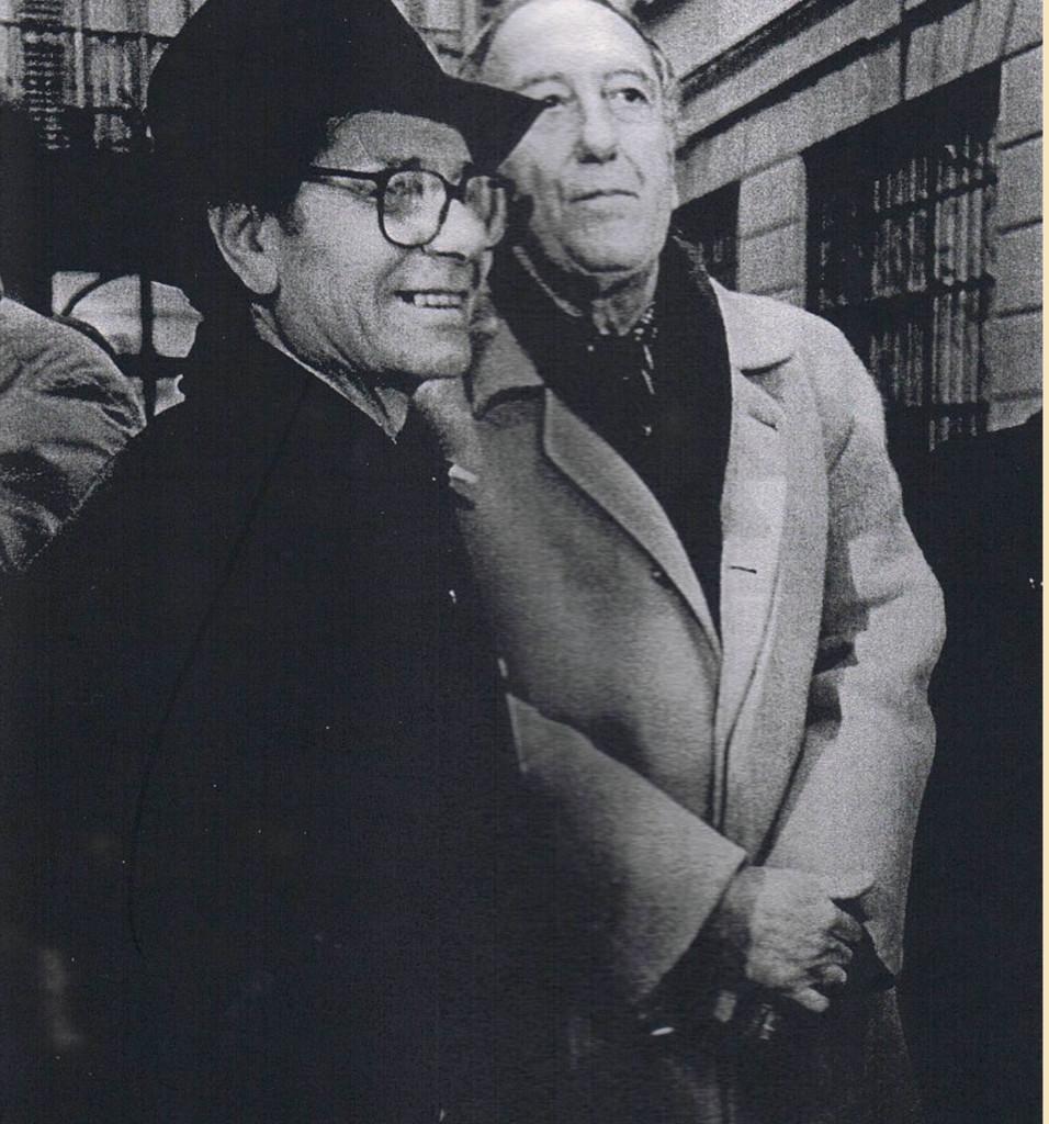 Arturo Vermi e Enrico Baj