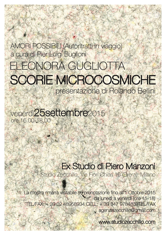 Locandina - Scorie Microcosmiche
